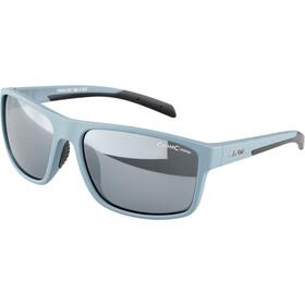Alpina Nacan I Bril, dirt blue matt/black mirror